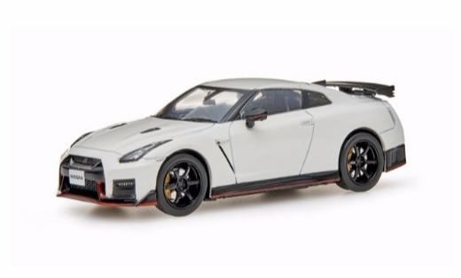 日产GT-R nismo车模:外观基本无差别,售价400