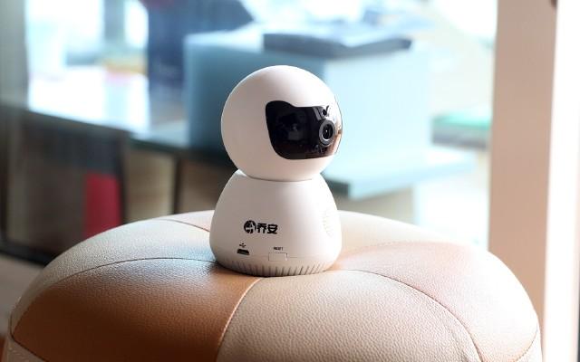 移动跟随,智能AI,语音对话,摄像头还能这样?