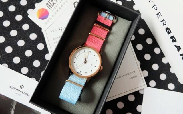 简约街头风,这腕表是时尚博主刷街必备潮品 — HyperGrand Maverick系列时尚潮流腕表体验 | 视频