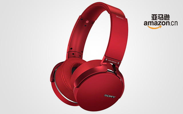 Sony?索尼?MDR-XB950B1 耳机