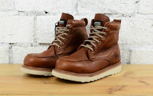 添柏岚Wedge Sole系列工装靴:舒适悬挂技术,有效减缓双脚疲劳