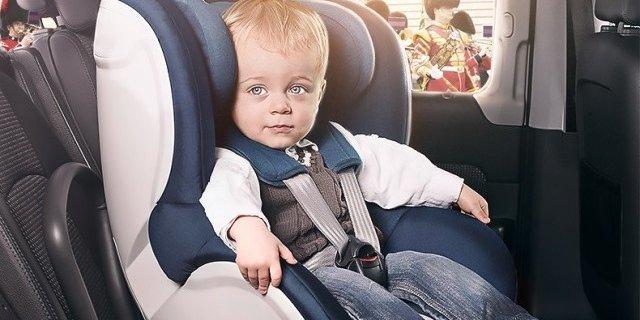 宝贝出行的贴心保镖,宝得适双面骑士安全座椅体验