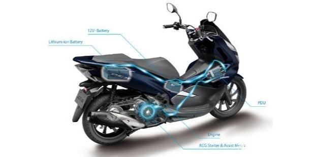 续航100公里,贴心倒挡设计,Vespa Elettrica电动车即将投产