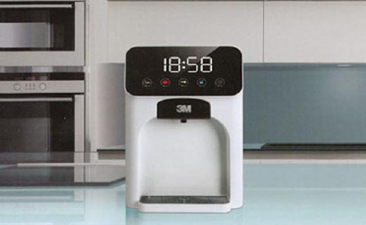 3M HWS-CT-H 温热型饮水机:智能防干烧,一键节能还能净水