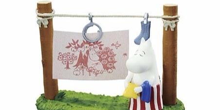 日本玩具杂货品牌推新款食玩,手工绘制适合收藏!