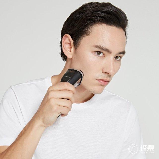 松田(SONGTIAN)三头浮动式电动剃须刀