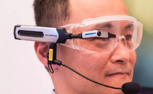奥林巴斯推智能眼镜,售价上万可用于商业交流