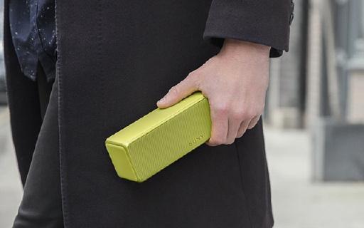 世界上最小的Hi-Res音箱,索尼出品颜值高音质强