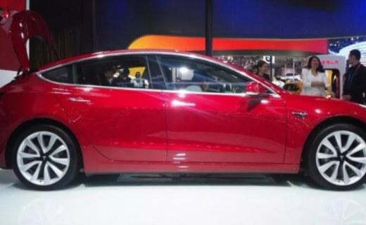特斯拉Model 3亚洲首秀!体验最好电动车,两大问题困扰国内用户,卖40万?