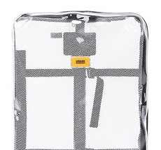 Crash Baggage 分享系列 透明行旅箱