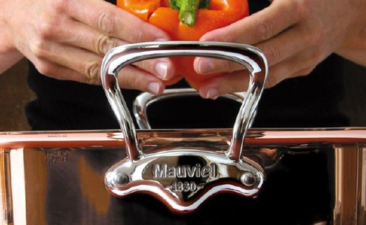 Mauviel 铜锅,米其林主厨60年的不变之选