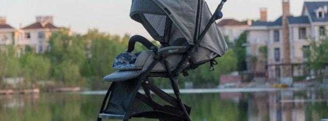 轻巧实用 轻松折叠,守护宝宝的变形小金刚 — Zooper Salsa婴儿推车体验