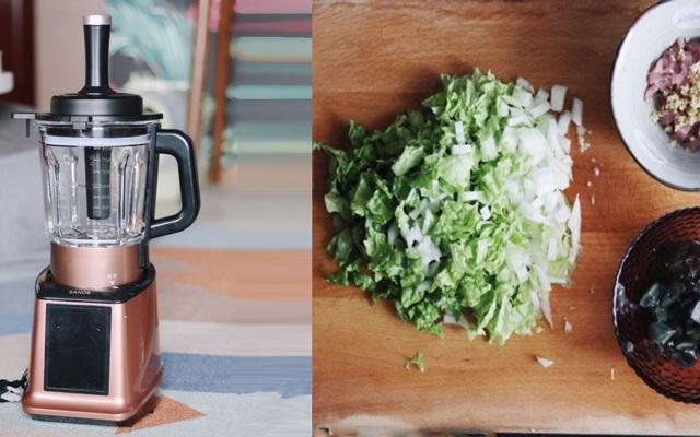 能煮粥煲汤的破壁机,帮我省了八台机器的钱 — 台湾思乐谊SANOE破壁料理机体验 | 视频