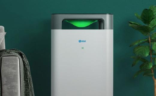 352 X83C Plus空氣凈化器:性能提升,除甲醛速度更快