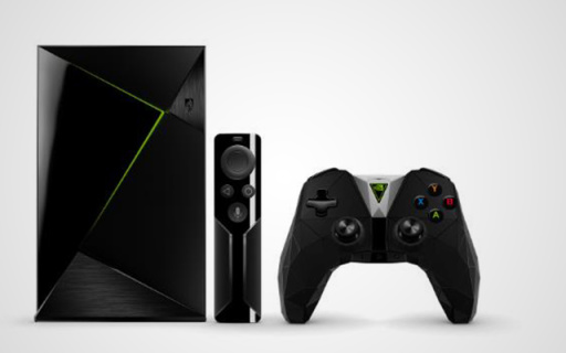 NVIDIA新款电视盒子SHIELD:自带手柄玩游戏超爽