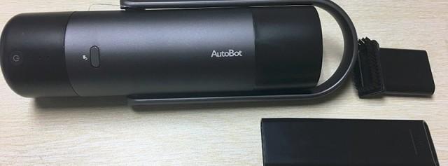 小身材、大吸力:AutoBot车载无绳吸尘器体验