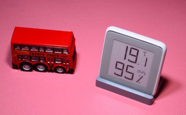 """简约设计清晰显示,能准确测温测湿的""""小方块""""— 秒秒测温湿度计评测"""