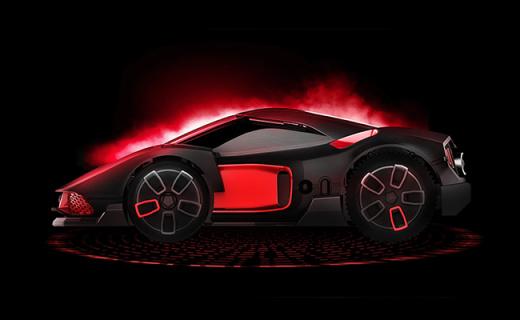 WowWee Rev智能赛车:app无线控制,18种真实武器可玩性高