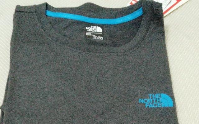 告别赘肉少不了北面速干T恤