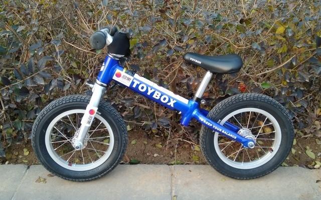 TOYBOX儿童平衡车,5岁儿子的活力小伴侣!