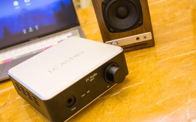 简单好声音,居家小钢炮入门之选 — JC Audio UDP-2界面解码耳放一体机评测