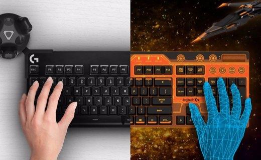 想在VR中也自由使用键盘?罗技Bridge帮你实现
