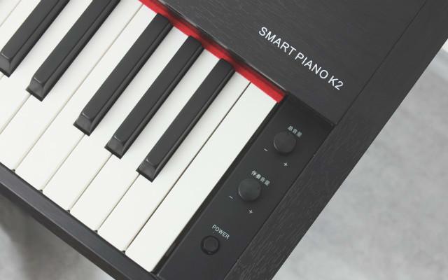 智能钢琴「新秀」,圆了小白指尖上的钢琴梦,GEEK K2上手体验