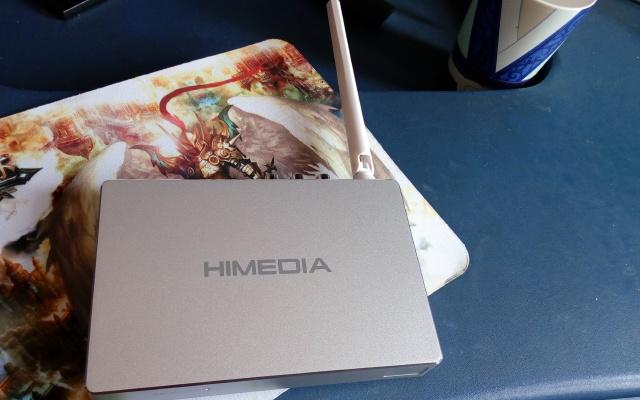 战斗力UP的新成员,海美迪H7四代白金版电视盒子