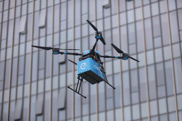 智东西早报:白宫将对500亿中国科技商品加税 饿了么获批首条无人机配送航线