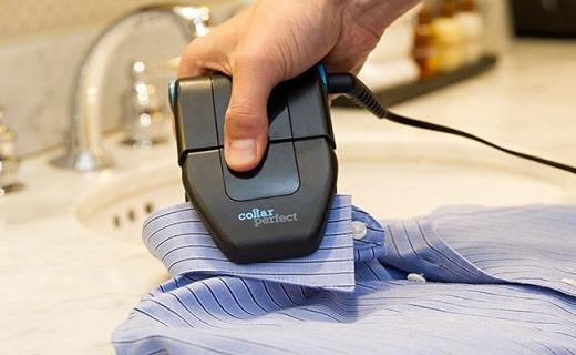 仅巴掌大的折叠熨烫机,旅行也能告别衣服褶皱