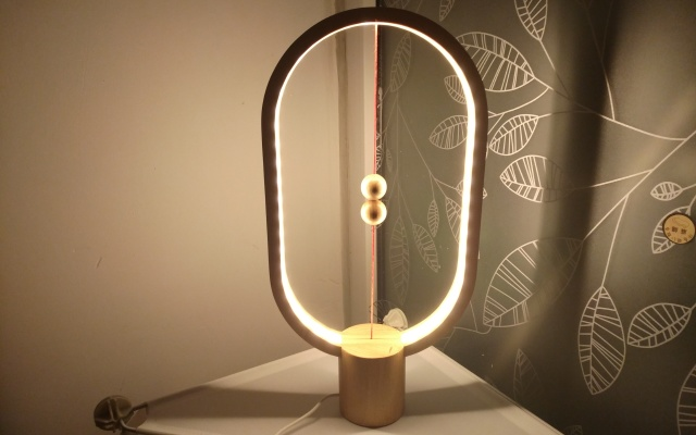 阿乐乐可衡-家居生活灯体验:一盏灯点亮一个家