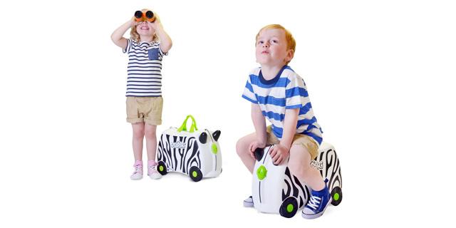 TrunkiPearl儿童行李箱