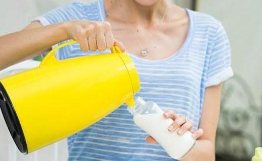 Emsa玻璃内胆保温壶:颜值高设计好,快开壶嘴倒水更方便