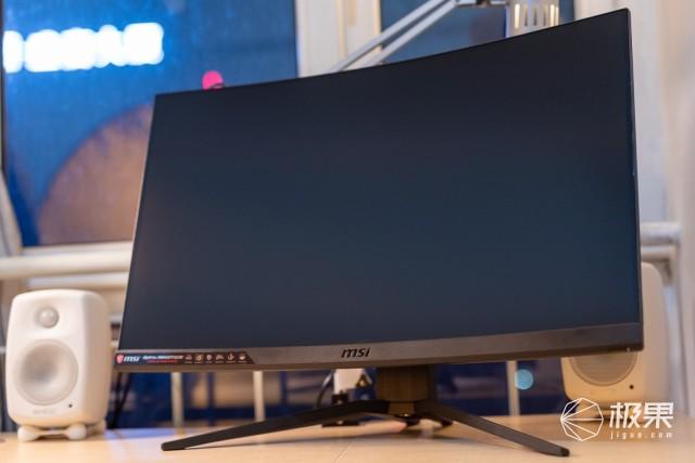 主打性价比的带灯游戏显示器?微星Optix-MAG271CR评测