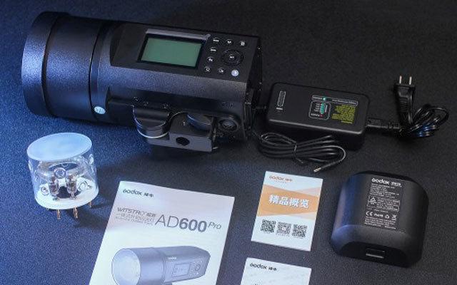 户外摄影带上它,让你随时随地享受棚拍灯光 — 神牛AD600Pro闪光灯体验