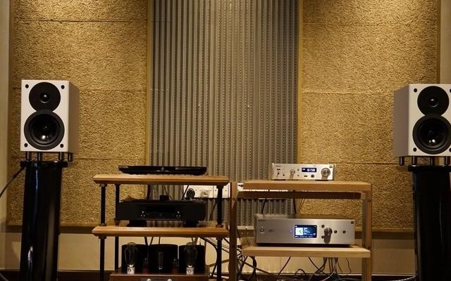 万元不够买脚钉,却能买到一套好音响!日本TEAC-NT503解码一体机体验