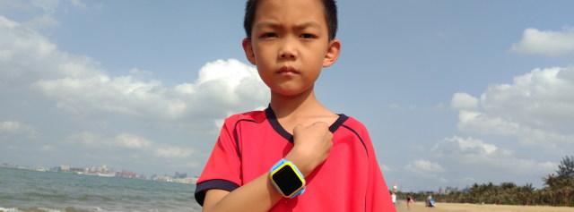 儿童手表也有高端货,看宝宝玩转阿巴町小胖智能手表