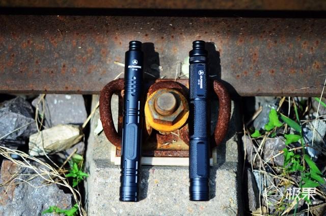 伸缩自如的护身利器,ALPHAONE轻型机械甩棍测评