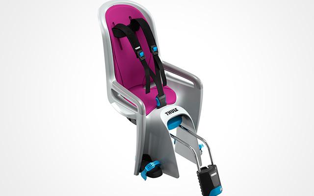 拓乐RideAlong自行车后置儿童座椅