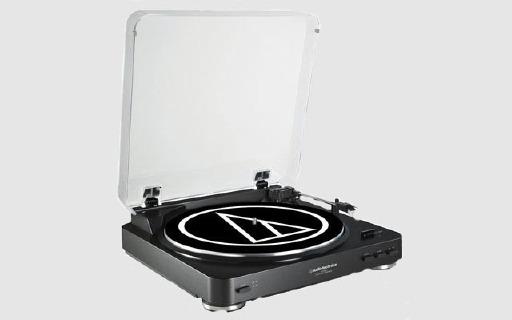 铁三角蓝牙黑胶唱片机,音乐发烧友的刚需必备品