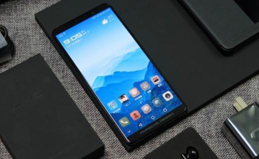 这可能是真正能和iPhone X刚正面的国产旗舰 — 华为Mate 10保时捷版手机上手体验