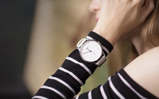 魅族MIX智能手表:便捷多功能小表盘,瑞士机芯续航8个月