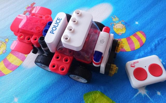开发智力的可拼装玩具,多样玩法孩子超喜欢 | 视频