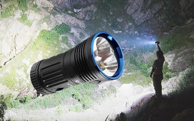 olight傲雷 X7R 强光手电筒