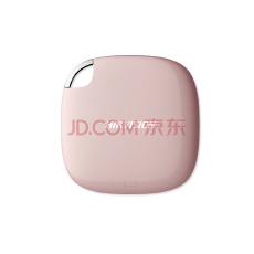 海康威视  T100系列  七夕定制限量版 海康威视 七夕定制限量版 便携式移动固态硬盘SSD T100系列 3D MLC 玫瑰金128G