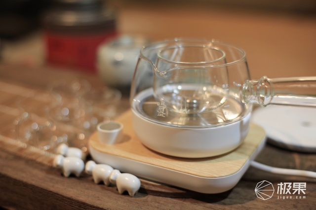 鸣盏养生壶玻璃茶壶