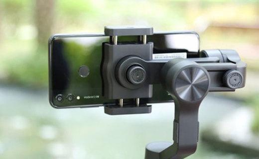 手机加魔爪,一秒变大炮,MOZA Mini-MI体验
