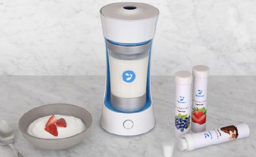 能控制甜味剂的迷你酸奶机,乳糖不耐受人群福音