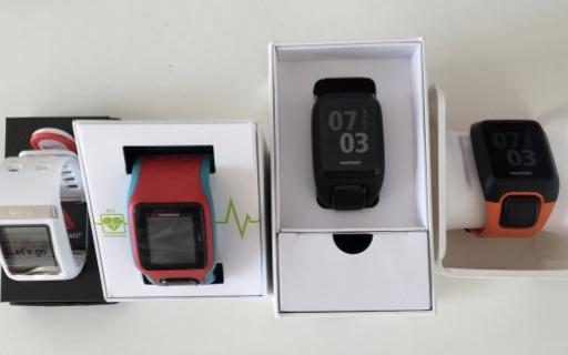 晒物 | 我的专业级GPS运动手表,TomTom进化史