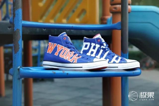 匡威(Converse)NBALEGEND纽约尼克斯队